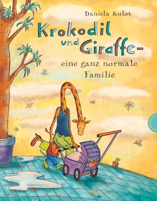 KROKODIL UND GIRAFFE – EINE GANZ NORMALE FAMILIE