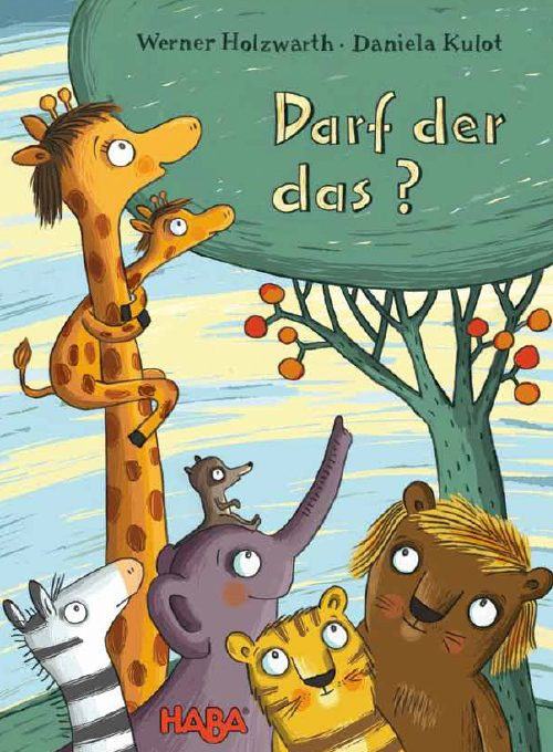 daniela kulot DARF DER DAS 02 Cover