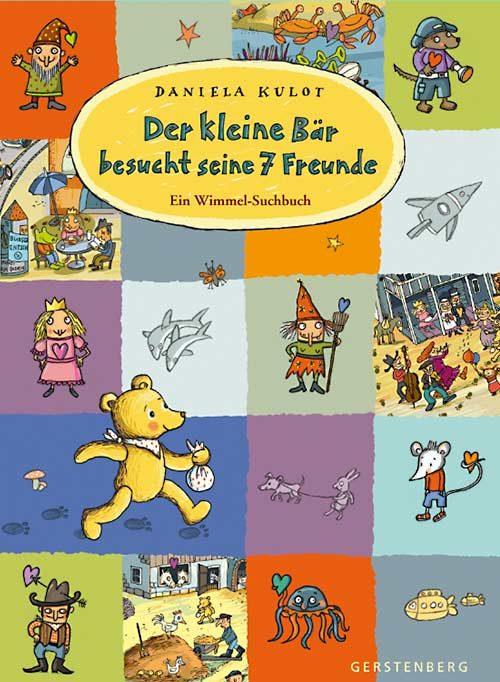 Daniela Kulot WIMMELBUCH 02 Cover