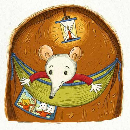 Maus zieht aus