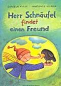 """""""Herr Schnäufel findet einen Freund"""" <br> Hortense Ullrich – illustriert von Daniela Kulot <br> Thienemann, 2002 <br>•<a href=""""http://www.thienemann-esslinger.de/thienemann/autoren-illustratoren/autordetail-seite/daniela-kulot-106/"""" target=""""_blank"""">Buchhandel</a>"""