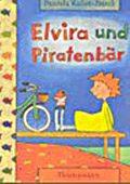 """""""Elvira und Piratenbär"""" <br> Autorin und Illustratorin: Daniela Kulot <br> Thienemann, 1997<br>•<a href=""""http://www.thienemann-esslinger.de/thienemann/autoren-illustratoren/autordetail-seite/daniela-kulot-106/"""" target=""""_blank"""">Buchhandel</a>"""