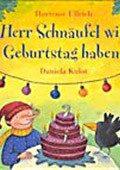 """""""Herr Schnäufel will Geburtstag haben!"""" <br> Hortense Ullrich – illustriert von Daniela Kulot <br> Thienemann, 2004<br>•<a href=""""http://www.thienemann-esslinger.de/thienemann/autoren-illustratoren/autordetail-seite/daniela-kulot-106/"""" target=""""_blank"""">Buchhandel</a>"""